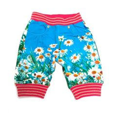 flowery trousers by Molo