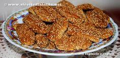 Biscotti reginelle di Palermo – Biscotti regina