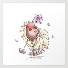I too will Blossom Art Print by Randy C - $16.00
