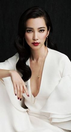 ~ Living a Beautiful Life ~ Li Bingbing ♥ v