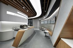 cool Nissan Crossing Experience Center | Eight Inc. Check more at http://www.arch2o.com/nissan-crossing-experience-center-eight-inc/