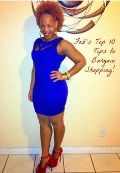 Frugal Flirty N Fab!: Fab's Top 10 Tips to Bargain Shopping! http://www.frugalflirtynfab.com/2014/03/fabs-top-10-tips-to-bargain-shopping.html