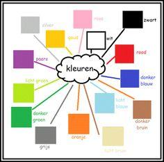 * Woordwolk: kleuren! Tracing Worksheets, Preschool Worksheets, Learn Dutch, Dutch Language, Maps For Kids, Little King, Are You Happy, Museum, Kids Rugs