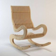 Digital design rocking chair for CNC machine and CNC milling Vector cutting plan CNC furniture project Plywood or wood Plywood Furniture, Plywood Chair, Dining Furniture, Furniture Projects, Furniture Plans, Furniture Design, Furniture Removal, Furniture Stores, Furniture Makeover