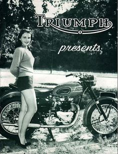 Triumph's new at the time Daytona. Such a cool bike!
