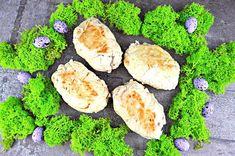 Roladki drobiowe z kiełbaską z kurczaka i chrzanem | – Dietetyczne przepisy – Avocado Toast, Eggs, Breakfast, Food, Morning Coffee, Essen, Egg, Meals, Yemek