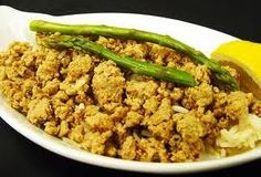 My Fit Foods Lean Lemon Turkey Recipe- I am OBSSESSED with this meal at MFF!  Stoked to have a recipe!