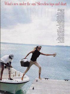 Vogue US july 1995 By Pamela Hanson