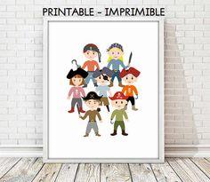 piratas infantiles, cuadro piratas, niños piratas, ilustracion piratas, laminas piratas, laminas infantiles, cuadros infantiles, piratas