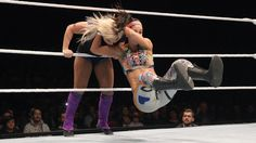 Bayley, WWE Universe all smiles in Lyon, France: photos