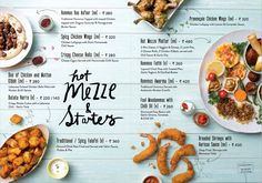 Food & beverage photography - Zizo Menu on Behance