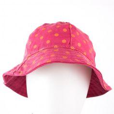 fadb0fe0e164d Bizz Store - Chapéu Infantil Feminino Hering Kids Rosa Poá - Rosa