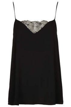 Petite Lace Insert Cami - New In This Week  - New In