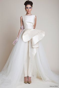Azzi  Osta Spring 2014 Couture Collection | Wedding Inspirasi