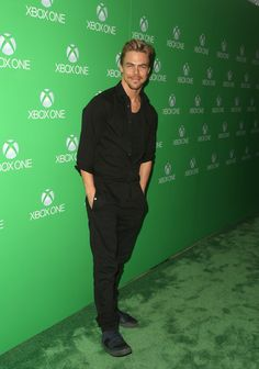 Derek Hough - Celebs at the Xbox One Launch at Milk Studios - 21 November 2013