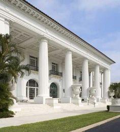 Flagler Museum in Palm Beach