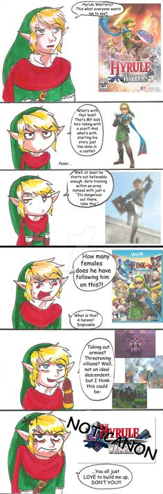 Past Hero Link is Disappoint Part 8 by hopelessromantic721 on DeviantArt