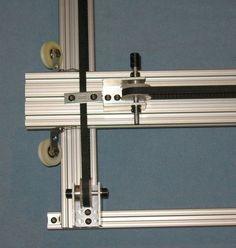 Picture of Internet Arduino Controlled T-Slot XY Table  https://www.kznwedding.dj