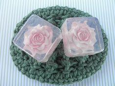Rose Soap Favors