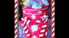 Caja de regalo navidad