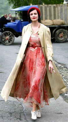 Eva Green in 'Cracks' - Costume Designer: Alison Byrne