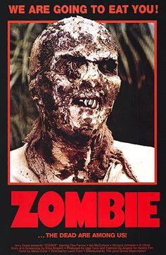 Lucio Fulci ~ Zombie