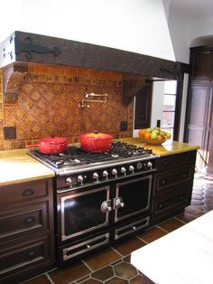 Los Angeles Mediterranean Kitchen Design, Pictures, Remodel, Decor and Ideas - page 23