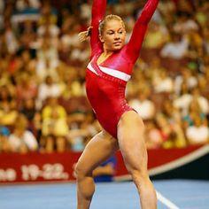Shawn Johnson 2008 Olympic All around silver medalist! Gymnastics World, Gymnastics Poses, Gymnastics Team, Gymnastics Pictures, Artistic Gymnastics, Olympic Gymnastics, Gymnastics Leotards, Women's Gymnastics, Shawn Johnson Gymnast