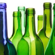 Cómo cortar una botella de vidrio, paso a paso. #reciclaje #vidrioreciclado