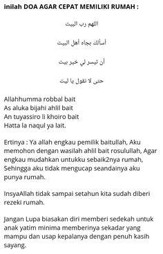 Pray Quotes, Quotes Rindu, Quran Quotes Inspirational, Hadith Quotes, Islamic Love Quotes, Muslim Quotes, Prophets In Islam, Hijrah Islam, Doa Islam