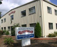 Overhead Door Company Of Cape Cod ™ Is An Authorized Distributor Of Overhead  Door™ Products.