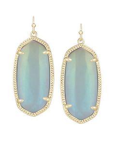 Elle Earrings In Mystic Iridescent Kendra Scott Jewelry Coming Soon