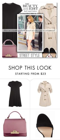 """Give me something that'll haunt me when you're not around"" by itaylorswift13 ❤ liked on Polyvore featuring Dorothy Perkins and Gianvito Rossi"