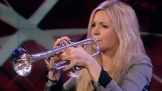 Classic Brit Award winner Alison Balsom tells BBC Breakfast about her new album Seraph: Trumpet Concertos. Brit Award Winners, Media Player Classic, Trumpet Mouthpiece, Brass Instrument, Michael Morpurgo, Trumpet Players, Fierce Women, Blues Artists, Trumpet