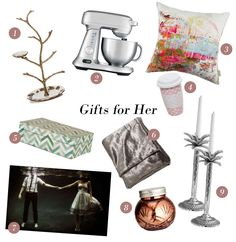 Christmas Gift Guides for Her, Him and Them