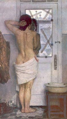 Przed lustrem - Gelij Korżew
