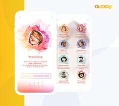 Consultoría UX y diseño de APP UBlog Creative, App Design, Innovative Products, Creativity
