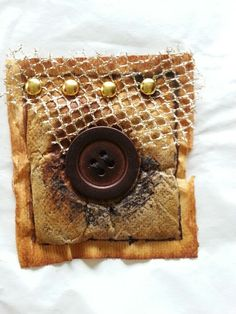 Rebekah Abraham....teabag art