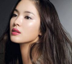 Asian Make-Up Products and Hair styles :  wedding asian asian make up beauty make up Makeup Songhyegyo