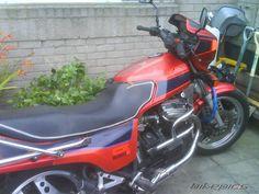 honda cx650e euro sport