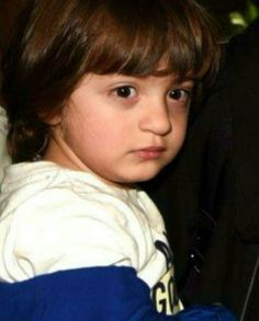 I love this pic of AbRam :)