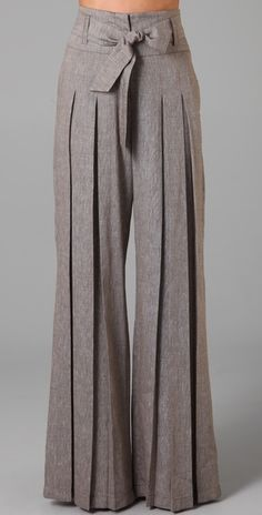 Wide Leg Pants ♥