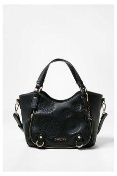 5c0e0f7b5c Sacs Desigual Sac Rotterdam Mini Alexa Balenciaga City Bag, Canon, Chic,  Handbags,