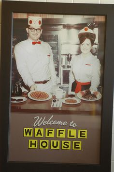 My favorite restaurant in BG? It is a tie between Waffle House and GADS
