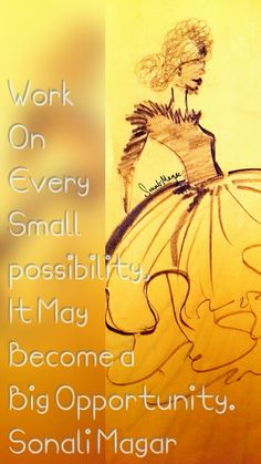 Everything is possible ##