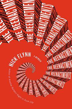 The Reenactments: A Memoir. Cover design by Joan Wong / Rodrigo Corral Design