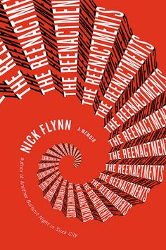 The Reenactments: A Memoir. Cover design by Joan Wong / Rodrigo Corral Design