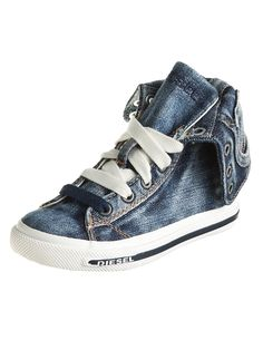 Diesel high jeans sneaker fashion baby boy kids