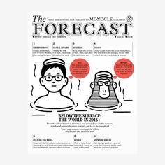 POKETO   Monocle Forecast