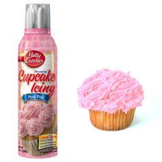 Betty Crocker Petal Pink Decorating Cupcake Icing: 1.5 grams trans fat per serving (2 tbsp)